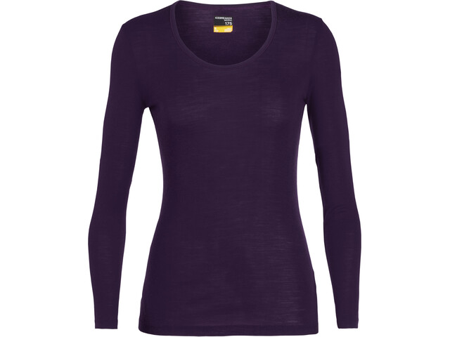 Icebreaker 175 Everyday LS Scoop Top Women lotus